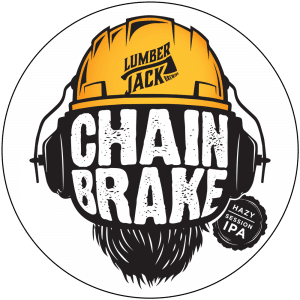 chain brake tap badge